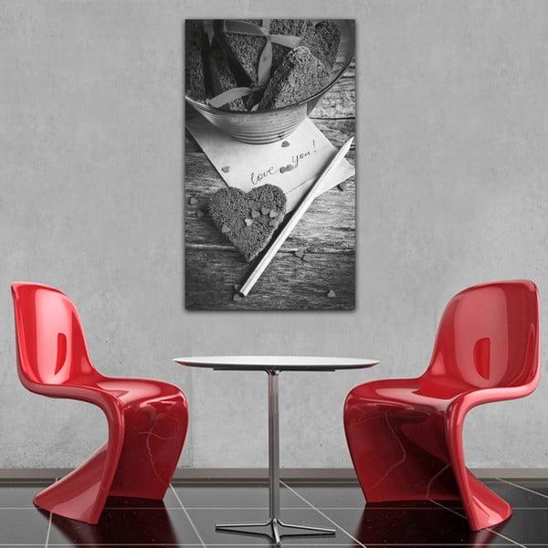 Obraz Black&White no. 20, 41x70 cm