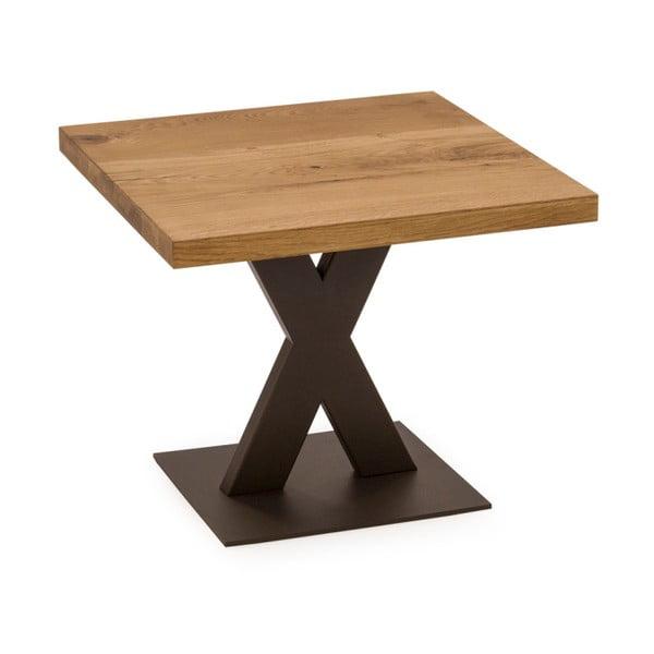 Odkládací stolek z kovu VIDA Living Lindau