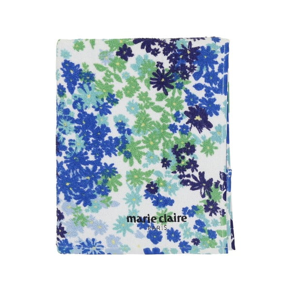 Osuška z edice Marie Claire Aqua, 80x150cm