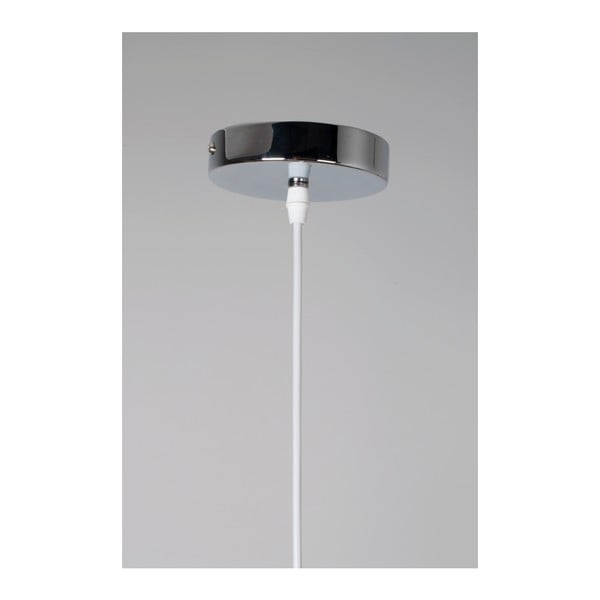 Bílé stropní svítidlo Zuiver Cable, Ø40cm