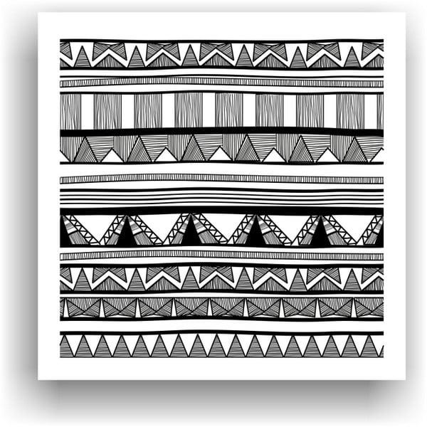 Obraz k vymalování Color It no. 13, 50x50 cm