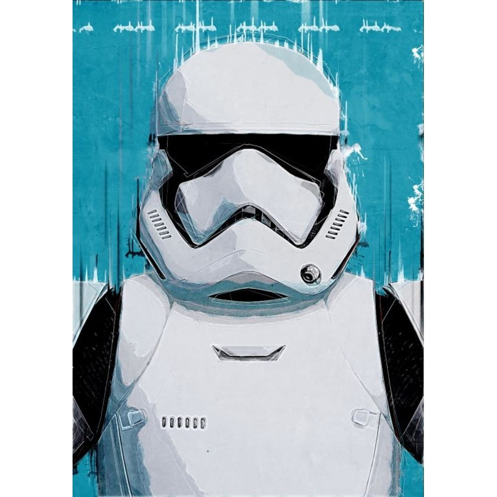 Plakát Blue-Shaker Star Wars 75, 30 x 40 cm