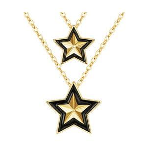 Dámský náhrdelník ve zlaté barvě Runaway Milly