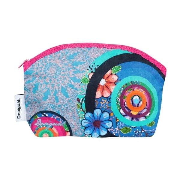 Kosmetická taška DESIGUAL Handflower