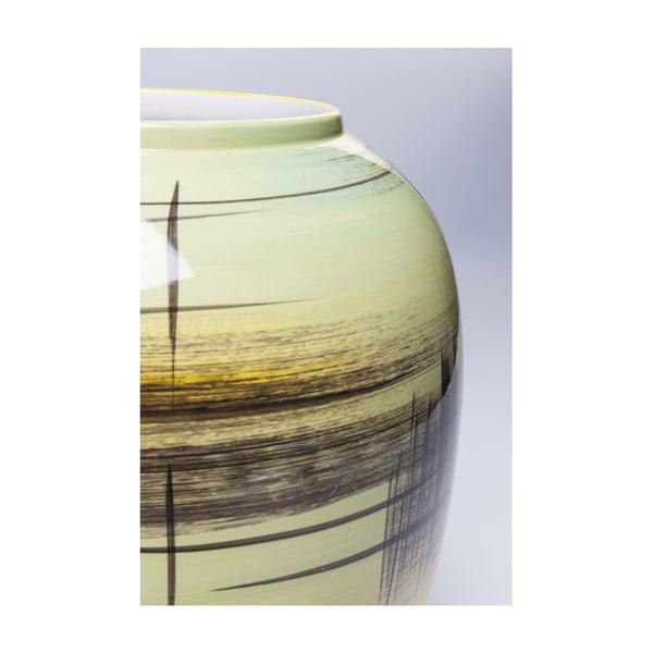 Vază decorativă din porțelan Kare Design, înălțime 31cm