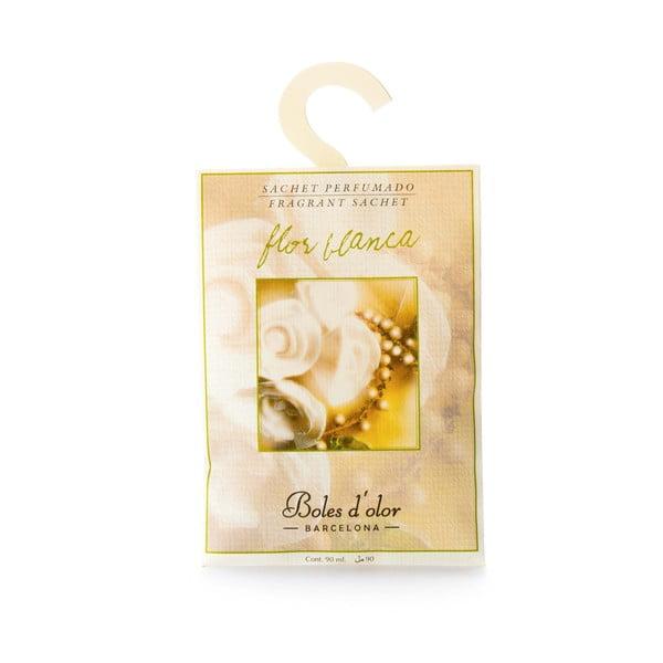 Woreczek o zapachu białych kwiatów Ego Dekor Flor Blanca