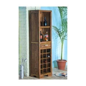 Dulap înalt pentru vin din lemn de palisandru SOB Margao