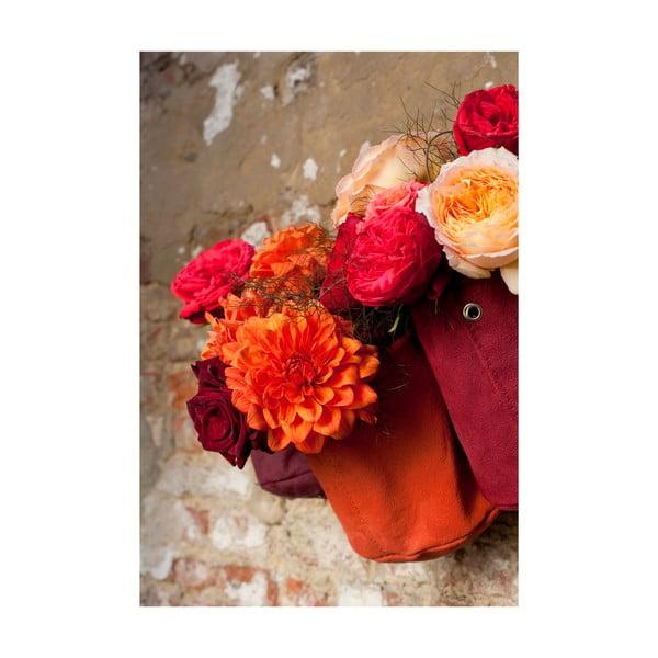 Sada 6 plátěných květináčů Marie Colours