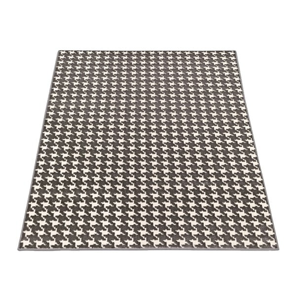 Koberec Webtappeti Reflex Houndstooth, 160x230 cm
