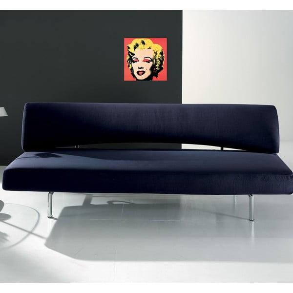 Obraz Warhol - Marylin, 25x25 cm