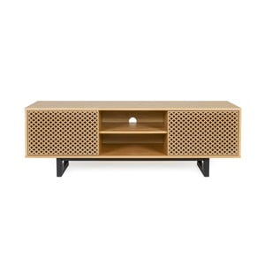 TV stolek z březového dřeva Woodman Camden