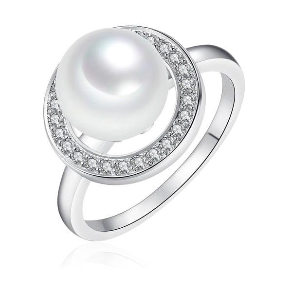 Sea gyöngy gyűrű, méret 58 - Pearls of London