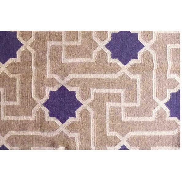 Ručně tkaný koberec Kilim Modern 146, 160x230 cm