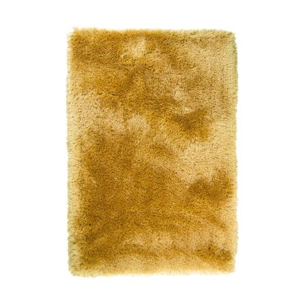 Musztardowy dywan Flair Rugs Pearl 120x170 cm