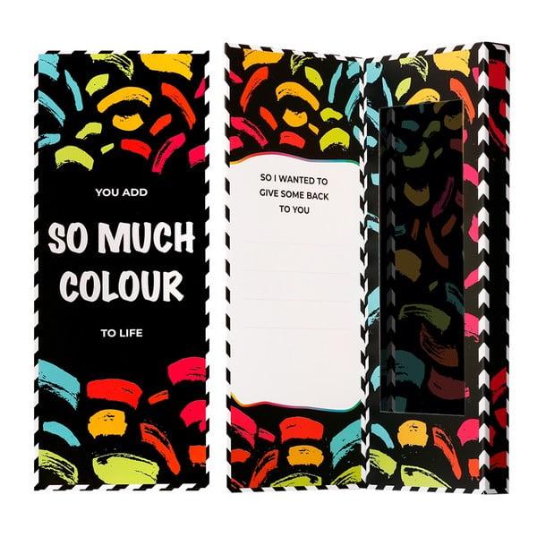 Opakowanie podarunkowe na skarpetki Ballonet Socks Love You Socks Card