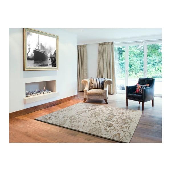 Béžový koberec Universal Fusion, 120x170cm