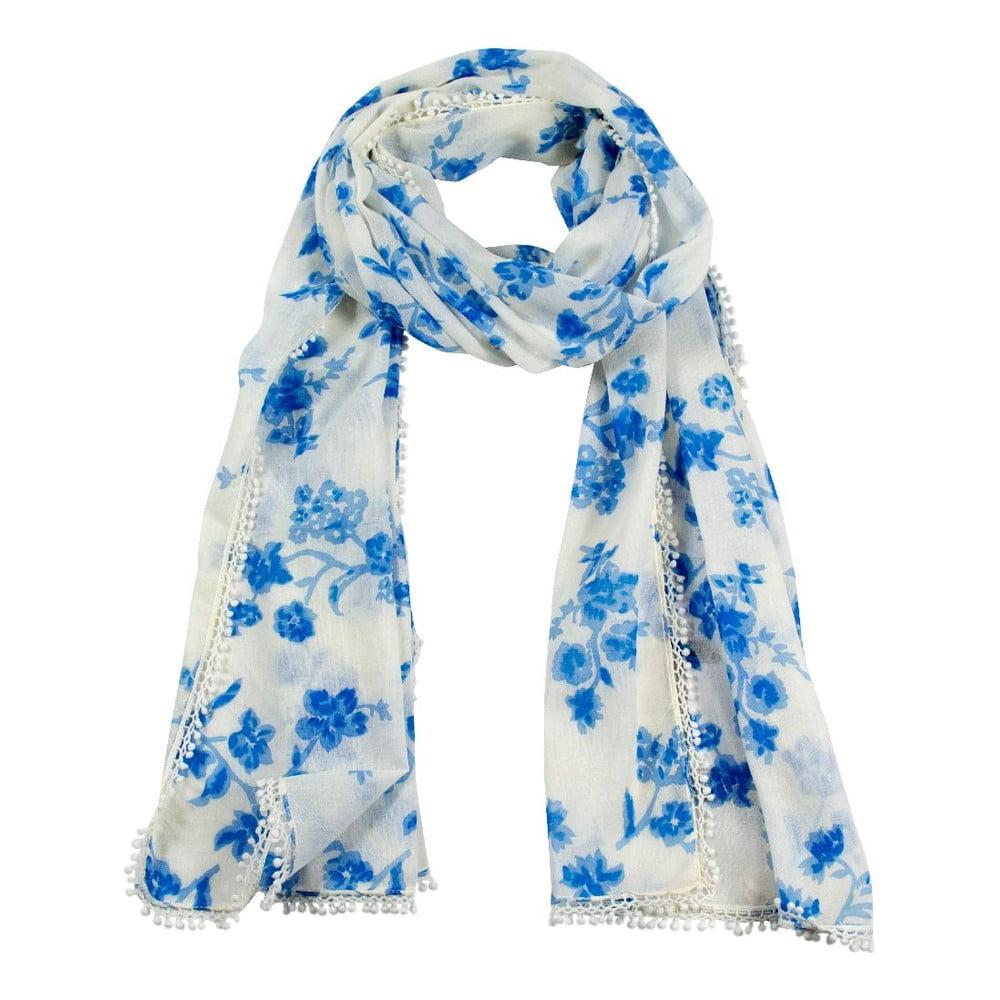 Bavlněný šátek Shirin Sehan - Noemi Skyline