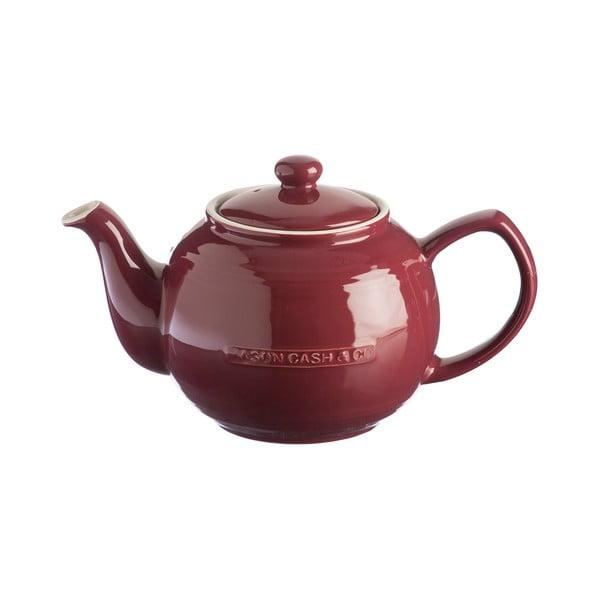 Ceainic din ceramică Mason Cash Original Collection, 1,2 l, violet/vișiniu