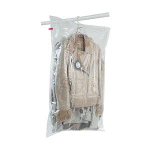 Husă cu vacuum pentru îmbrăcăminte Compactor Espace, lungime 105 cm