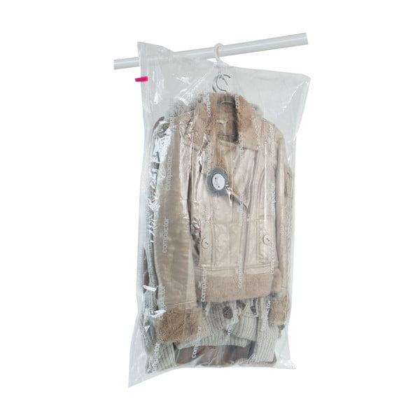 Wiszący worek próżniowy na ubrania Compactor Espace, dł. 105 cm