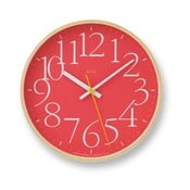 AY Clock, červené