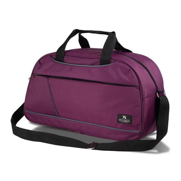Fioletowa torba sportowa My Valice DEPORTIVO Sports and Travel Bag