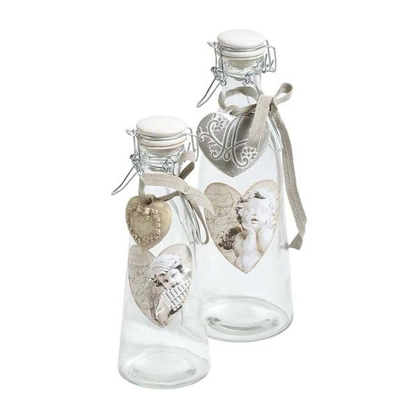 Set dvou lahví Romantic