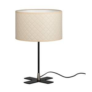 Krémová stolní lampa Bulb Attack Trece