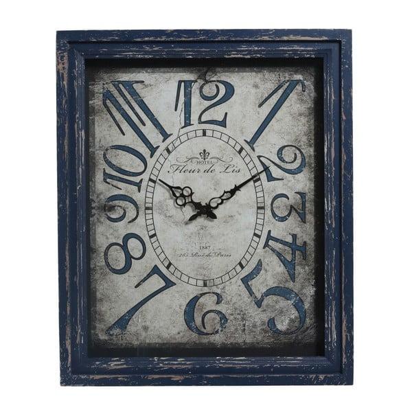 Nástěnné hodiny Atlan, 48x7x58,5 cm