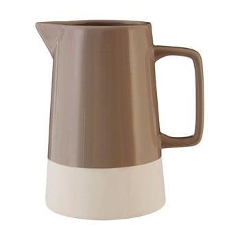 Carafă din ceramică Premier Housewares, 1,28 l, maro