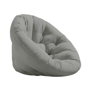 Fotoliu extensibil Karup Design Nest Grey de la Karup Design