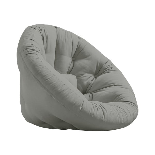 Rozkladacie kresielko Karup Design Nest Grey