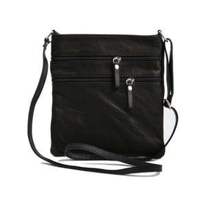 Černá kabelka z pravé kůže GIANRO' Wull