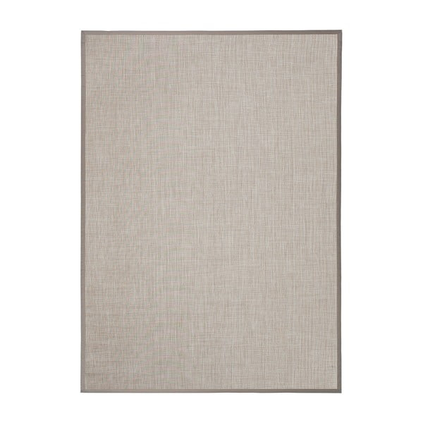 Béžový venkovní koberec Universal Simply, 150 x 100 cm