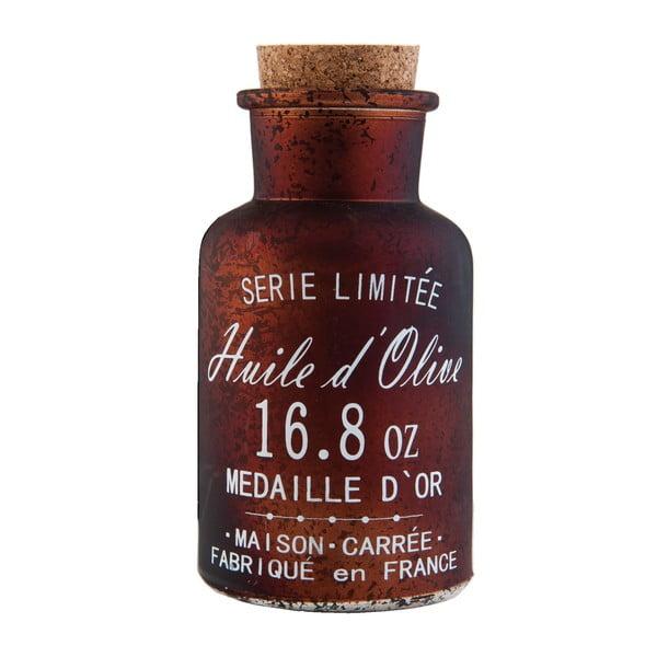 Skleněná lahev Olive, 250 ml
