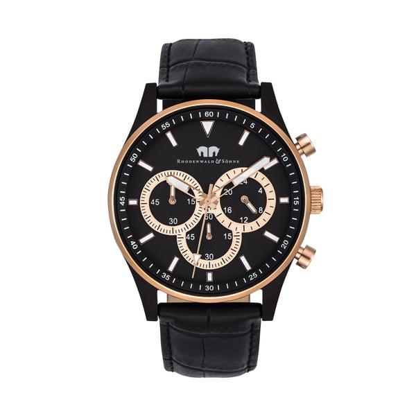 Pánské hodinky Rhodenwald&Söhne Nightwalker Black/Gold