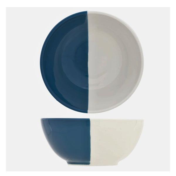 Bol Cosy & Trendy Dipped, albastru-alb