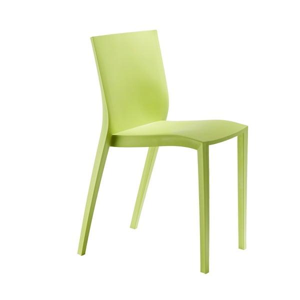 Sada 2 židlí Slick Slick, zelená