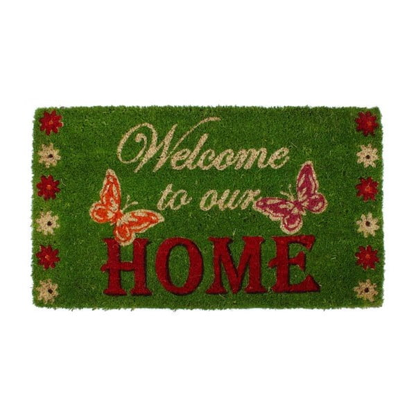 Rohožka Welcome to Our Home, 40x70 cm