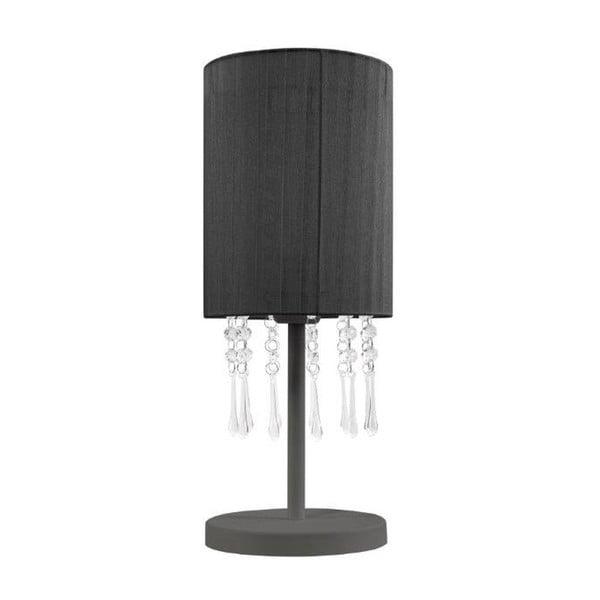 Stolní lampa Venecia, černá