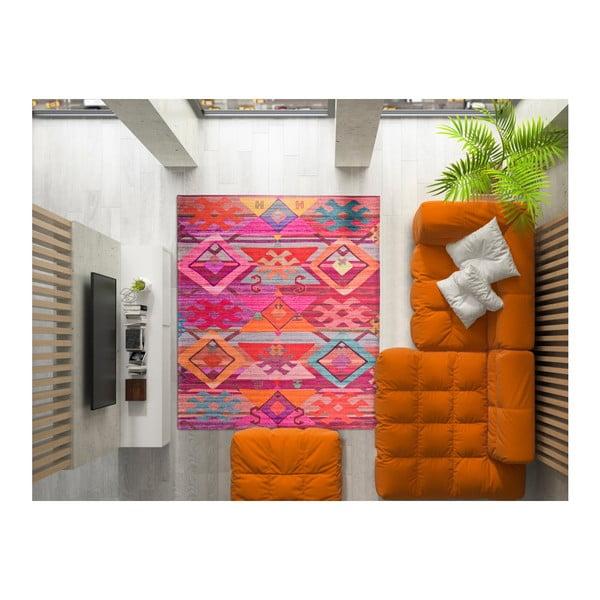 Koberec s příměsí bavlny Universal Alica Rosanna Esme, 60x110cm