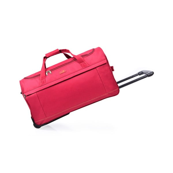 Cestovní taška na kolečkách Cadenas Red, 43 l