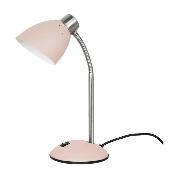 Růžová stolní lampa Leitmotiv Dorm
