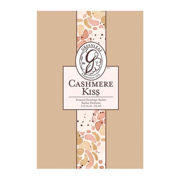 Săculeț parfumat Greenleaf Cashmere Kiss, mediu