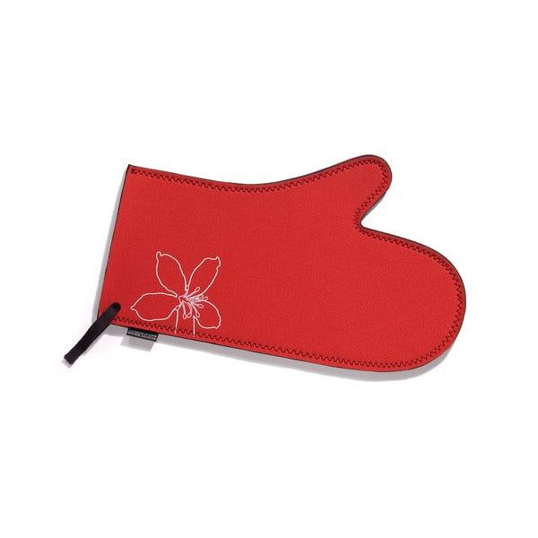 Neoprenová kuchyňská rukavice Glove Red