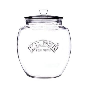 Borcan din sticlă cu capac Kilner, 2 L imagine