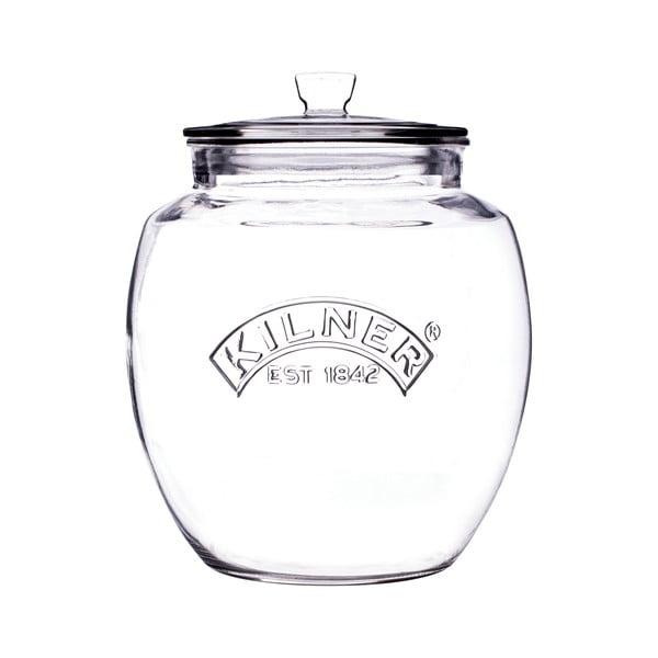 Recipient din sticlă cu capac Kilner, 2 L