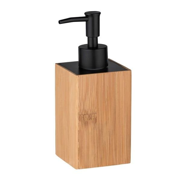 Bambusový dávkovač na mydlo Wenko Padua
