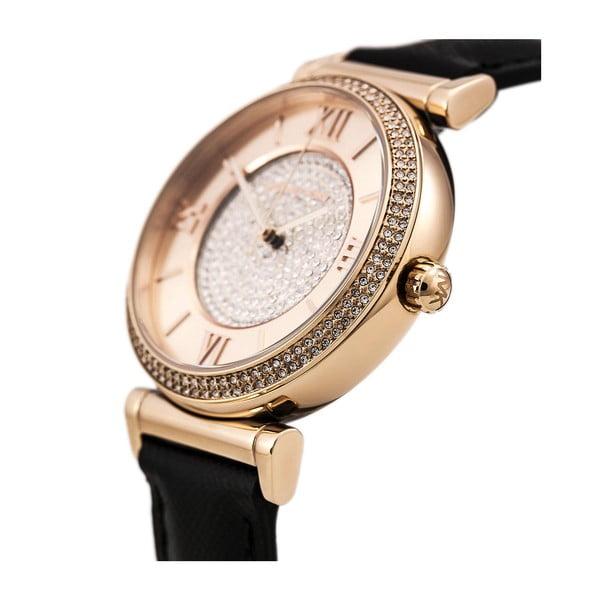 Dámské hodinky v barvě růžového zlata Michael Kors Britney