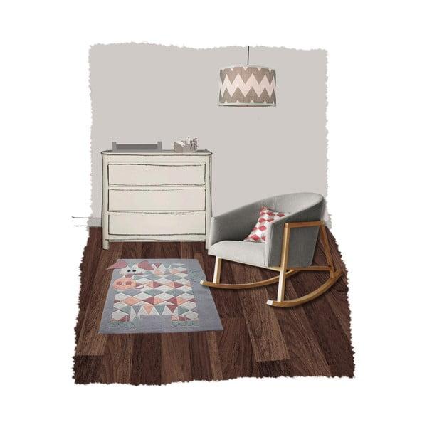 Dětský koberec Pipo, 95x105 cm